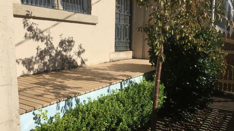 Veranda Renovation